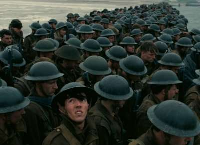 A scene from 'Dunkirk' WARNER BROS. PICTURES