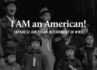 Japanese Internment Virtual Field Trip