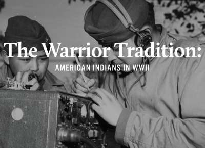 Native Americans in WWII Virtual Field Trip